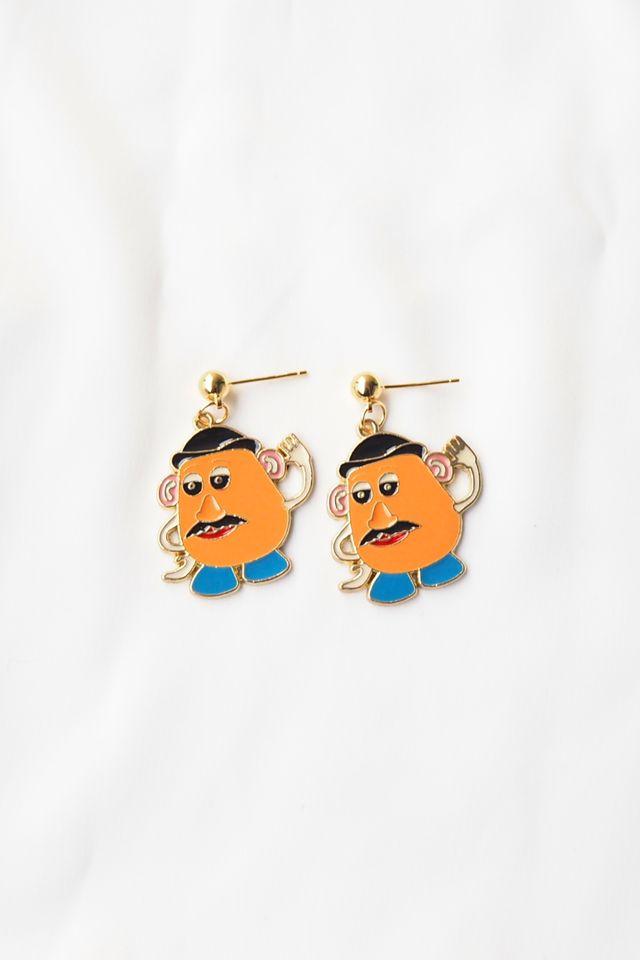 Mr Potato Head Earstuds