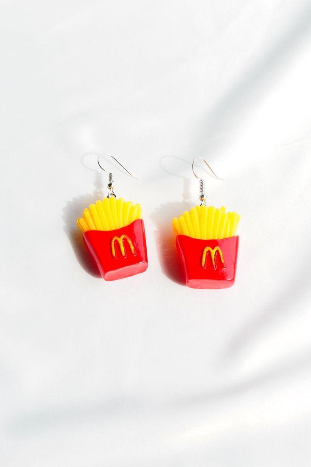 Fries Earrings