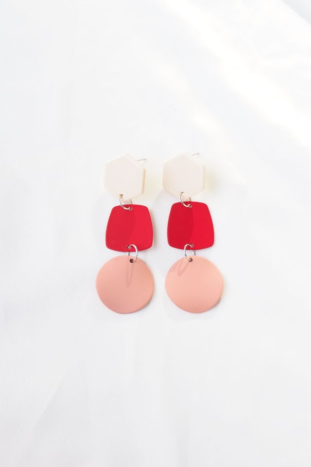 Lenny Earstuds (Pink)