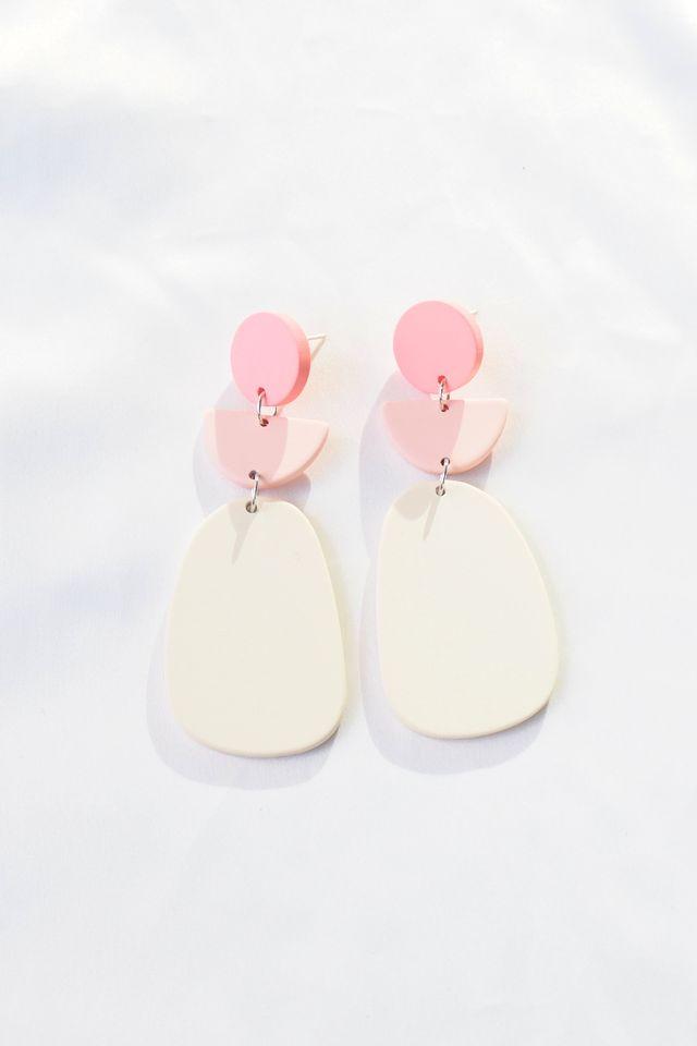 Aoe Earstuds (Pink)