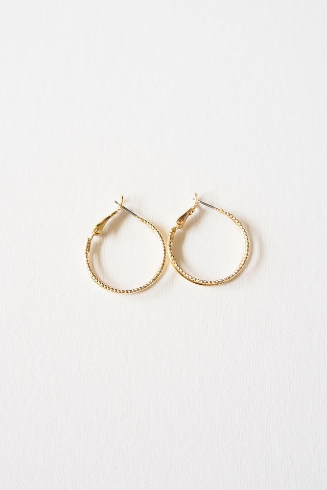 Duo Hoops (Gold)