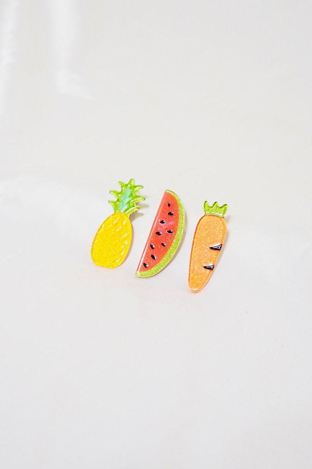 Fruity Barrette Set