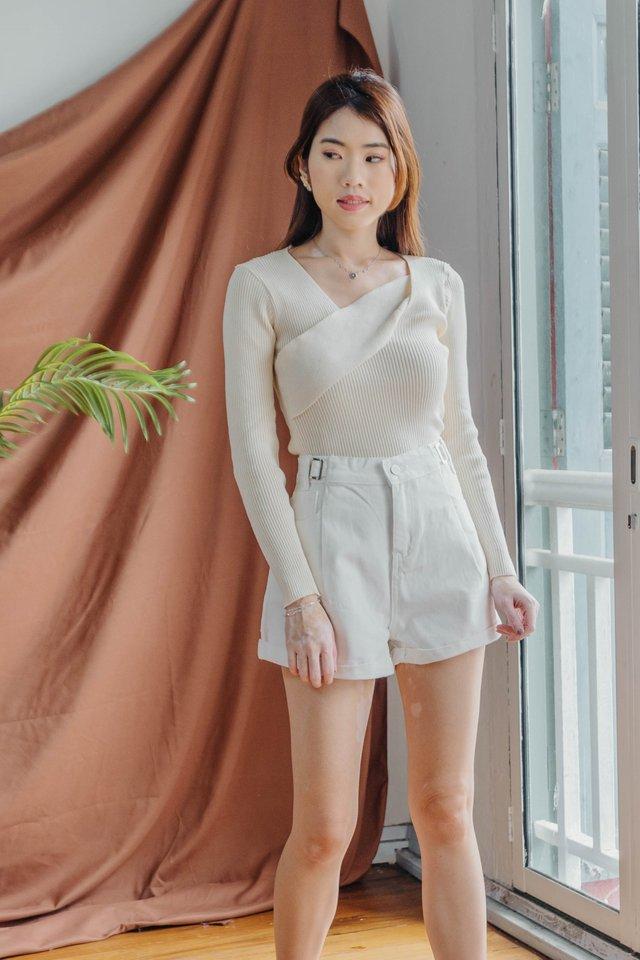 Alyeen Knit in Cream