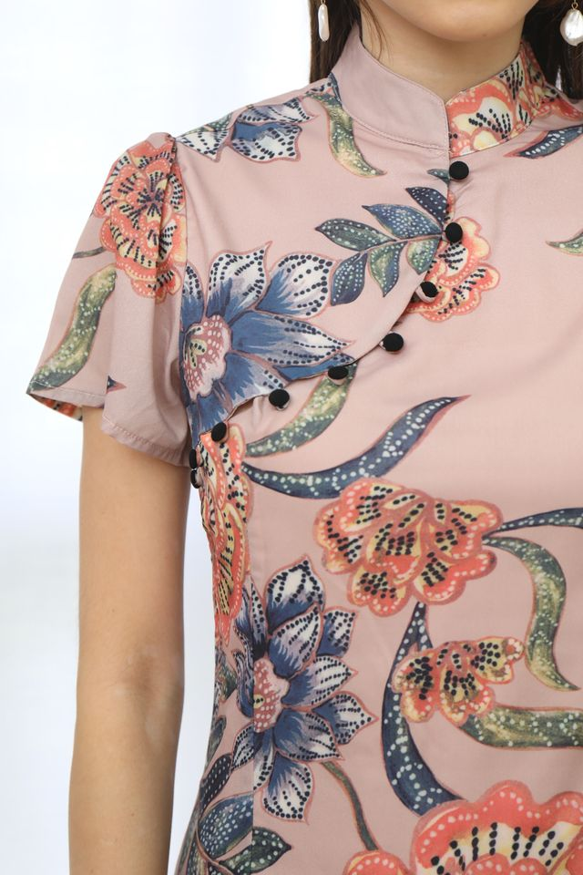Oriental Cheongsam Dress