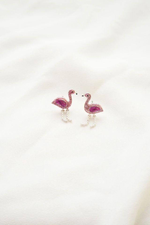 Flamingo Earstuds