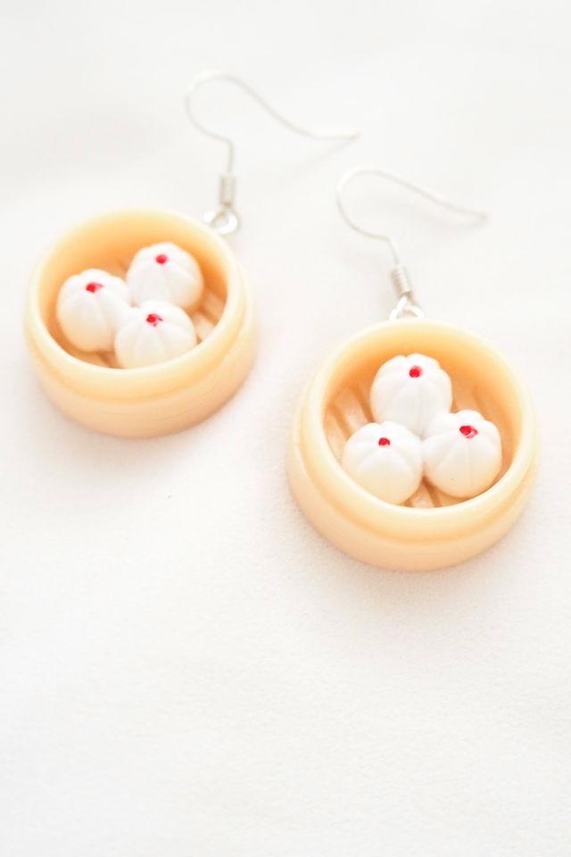Dim Sum Earrings