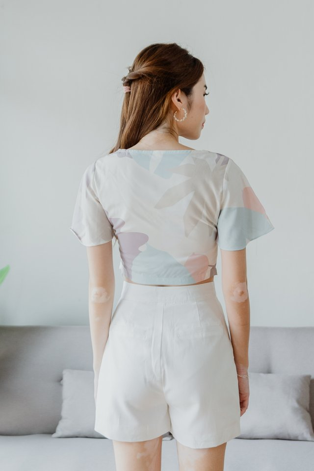 Amie Abstract Top