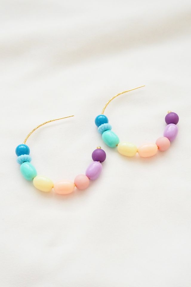 Rainbow Mix Hoops (22)