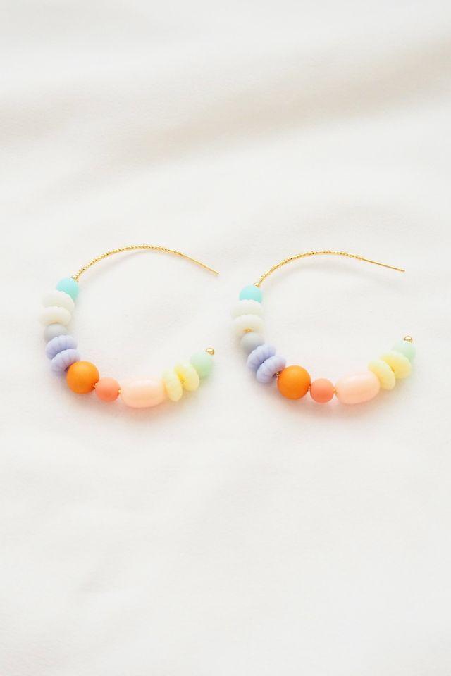 Rainbow Mix Hoops (13)