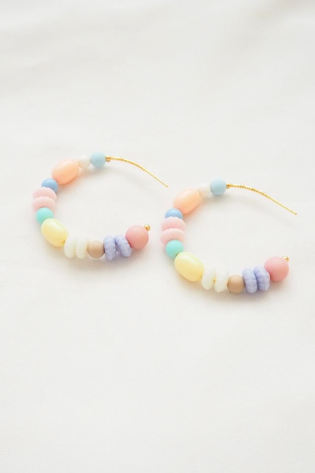 Rainbow Mix Hoops (11)