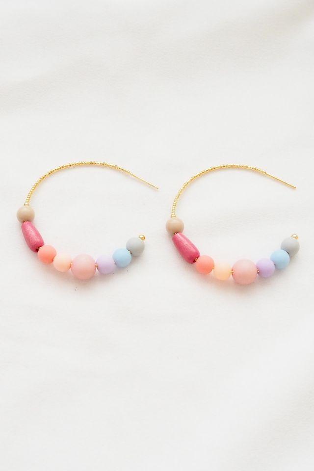 Rainbow Mix Hoops (17)