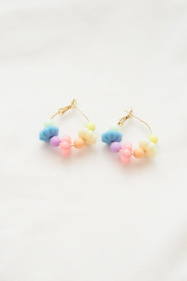 Mini Rainbow Mix Hoops (1)