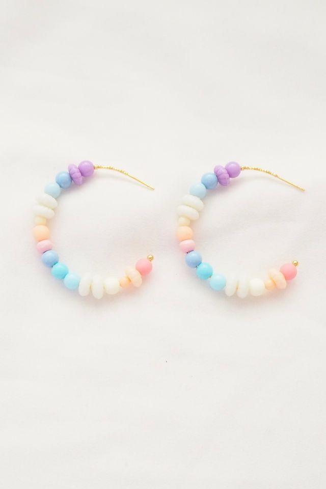 Rainbow Mix Hoops (36)