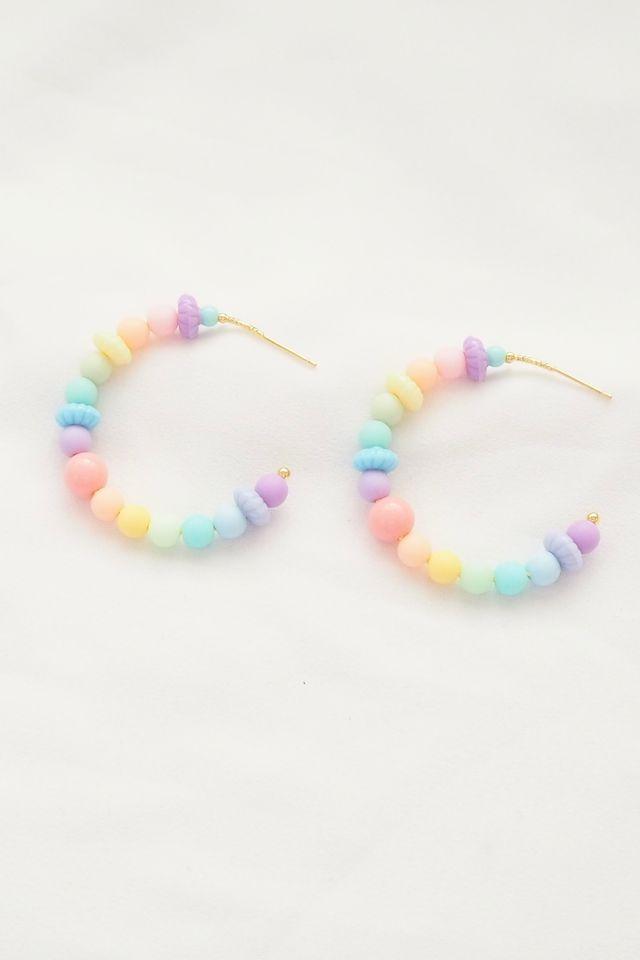 Rainbow Mix Hoops (28)