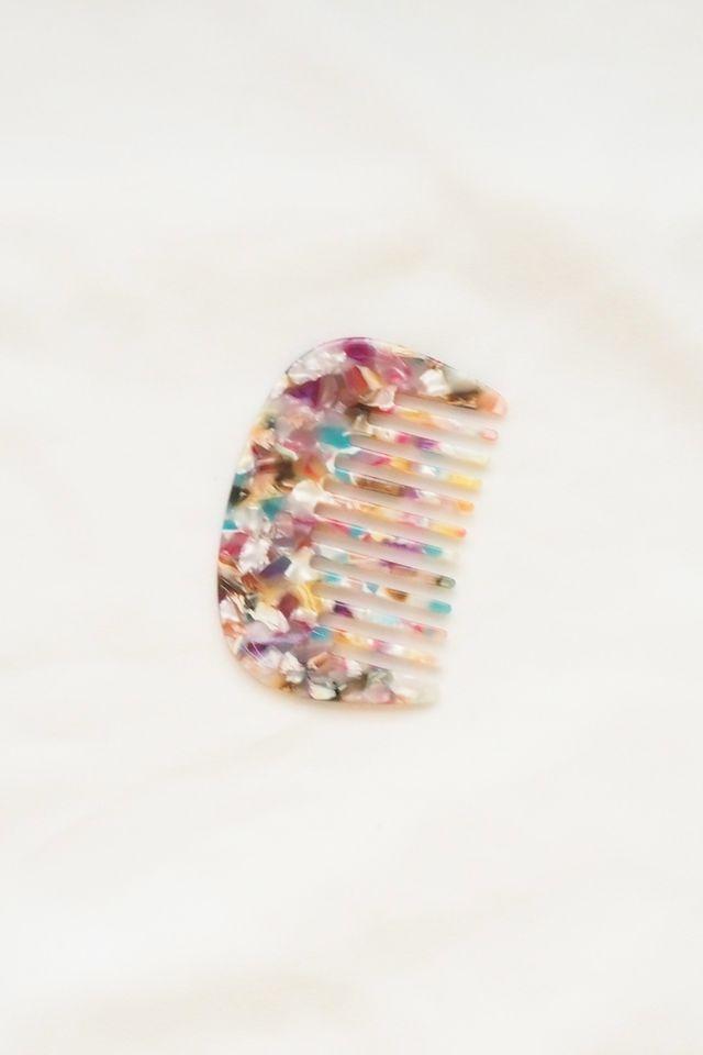 Pretty Comb Small in Multicolour