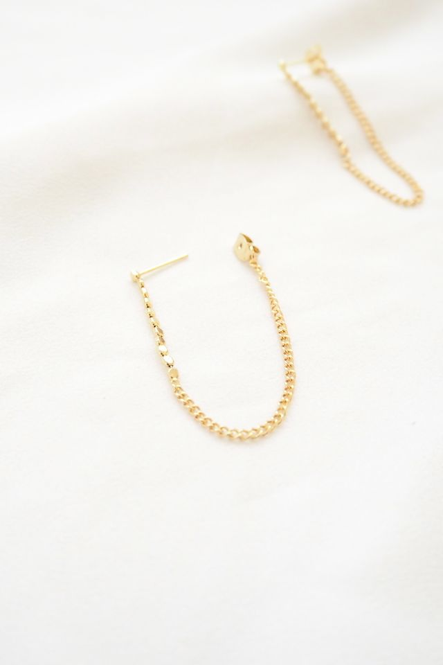 Chained Up Earstuds