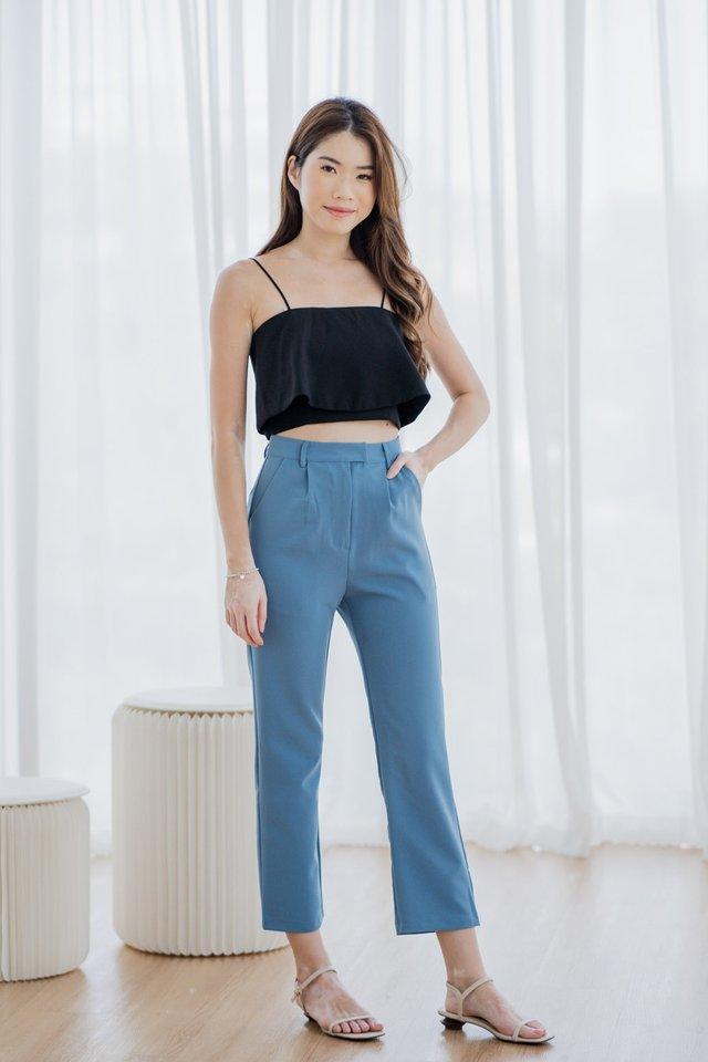 Hira Pants in Blue