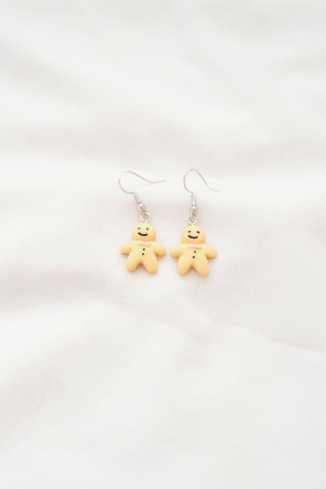 Little Gingerbread Earrings