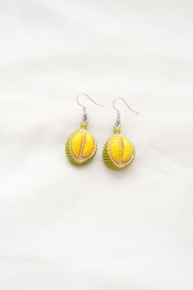 Durian Earrings