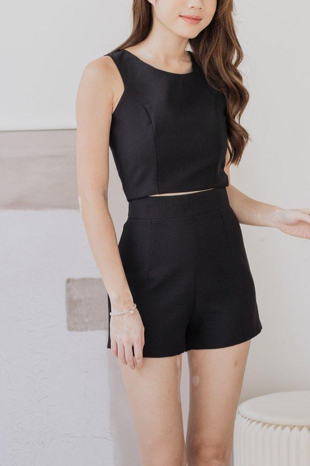 Basic Shorts in Black