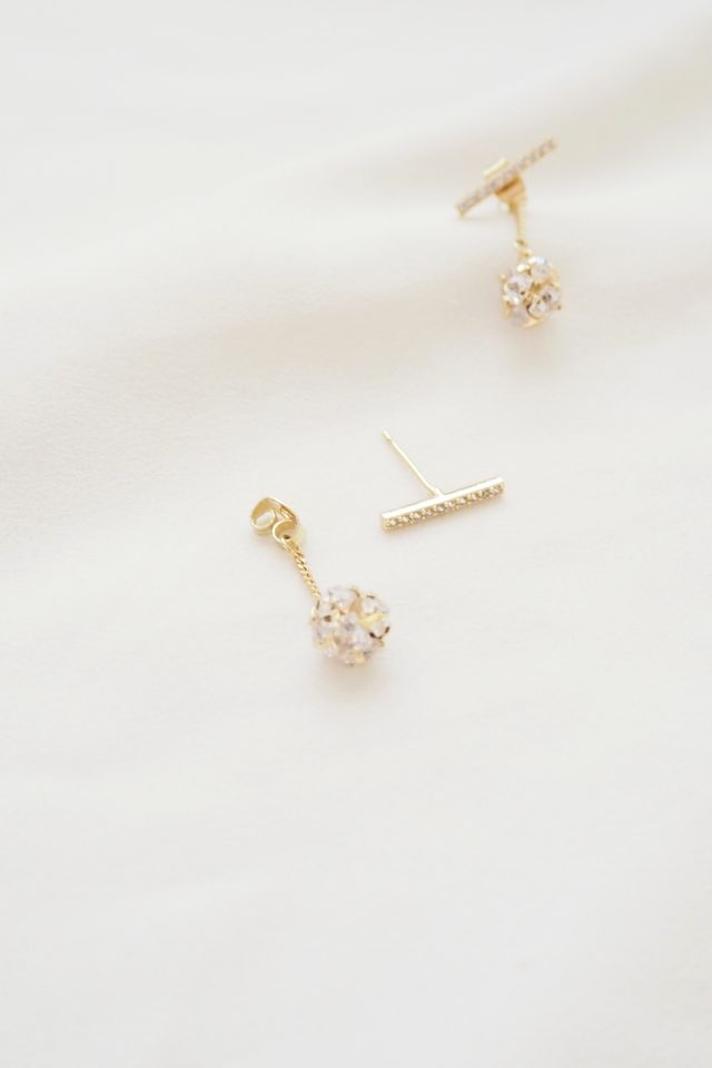 Two Way Bling Earstuds