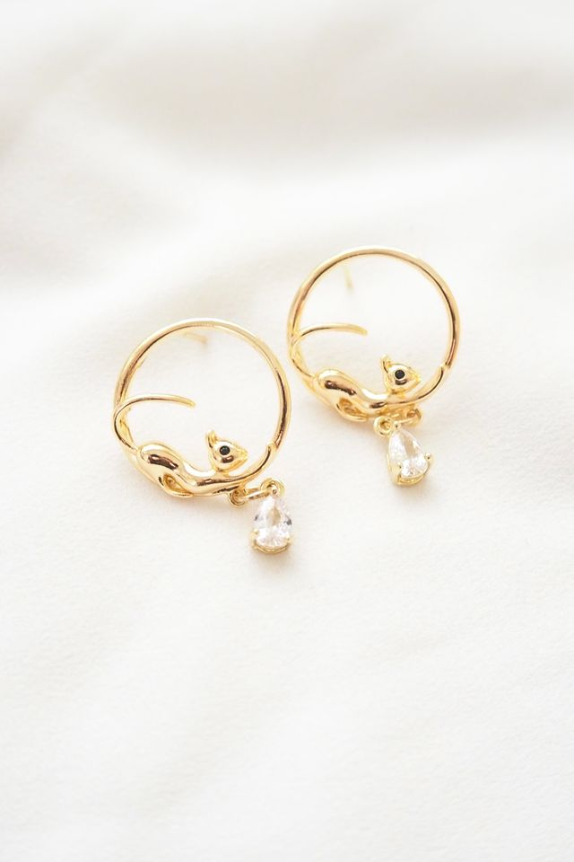 To The Moon Earstuds